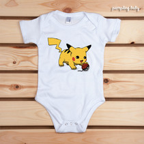 Picatchu Body BABY by Le.Duc