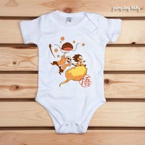 Awesome Friends Body BABY by Harantula