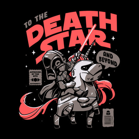 PAMPLING To the Death Star by EduEly