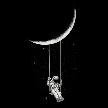 PAMPLING Moon Swing by Carbine
