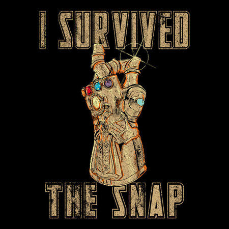 PAMPLING I Survived the Snap by Legendary Phoenix