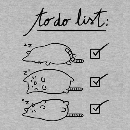 PAMPLING To Do List by Rjv_ilustracion