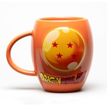 Dragon Ball Z: Dragon Ball Oval Mug
