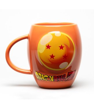 Pickle Dragon Ball Z: Dragon Ball Oval Mug