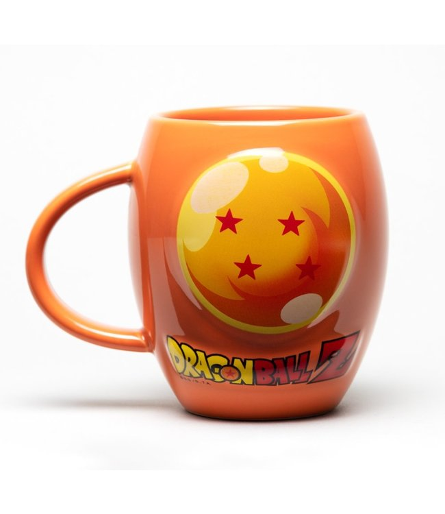 Pickle Dragon Ball Z: Dragon Ball Oval Mug