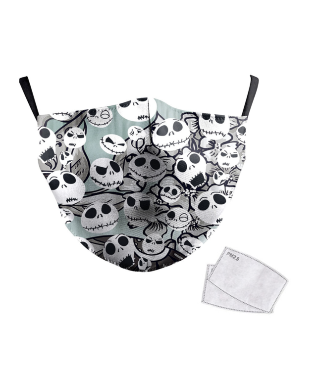 DG Adult unisex  Face Mask - The Nightmare Before Christmas