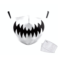 Kids Face Mask - Washable Reusable Mask  -  The Nightmare Before Christmas