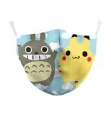 DG Adult unisex  Face Mask - Totoro