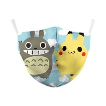 Adult unisex  Face Mask - Totoro