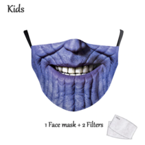 ENFANTS  Face Mask - Thanos