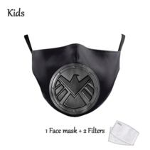 KIDS Face Mask  - Captain America Heroes