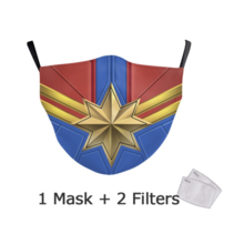 KIDS Face Mask  - Wonder Women