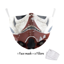 Adult unisex  Face Mask - S Trooper
