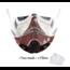 DG Masque facial adulte unisexe - Masque lavable et réutilisable - S Trooper