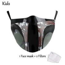 ENFANTS  Face Mask - Jango Fett