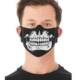 DG Skull Teeth Face Mask