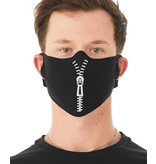 DG Zip-Up Face Mask
