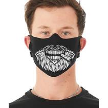 Beard Cigar Face Mask