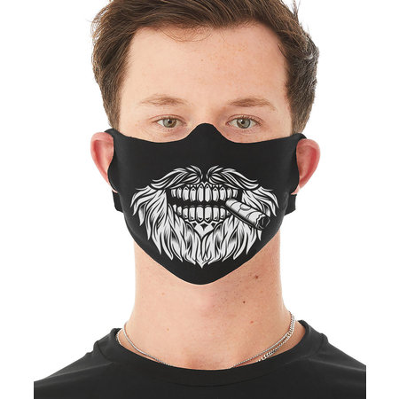 DG Beard Cigar Face Mask