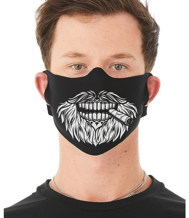 DG Beard Cigar Face Mask