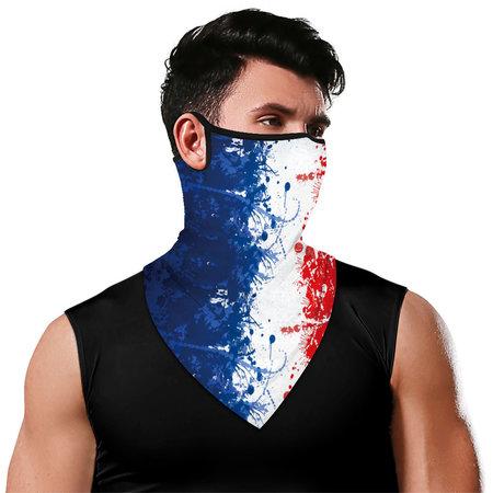 DG Unisex-Gesichtsmaske French Triangle Scarf-mask