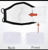 DG Gesichtsmaske für Kinder - Waschbare, wiederverwendbare Maske - Pug me