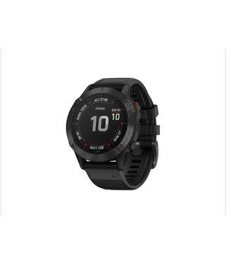 garmin Garmin fēnix® 6 PRO black - GPS Multisport Smartwatch