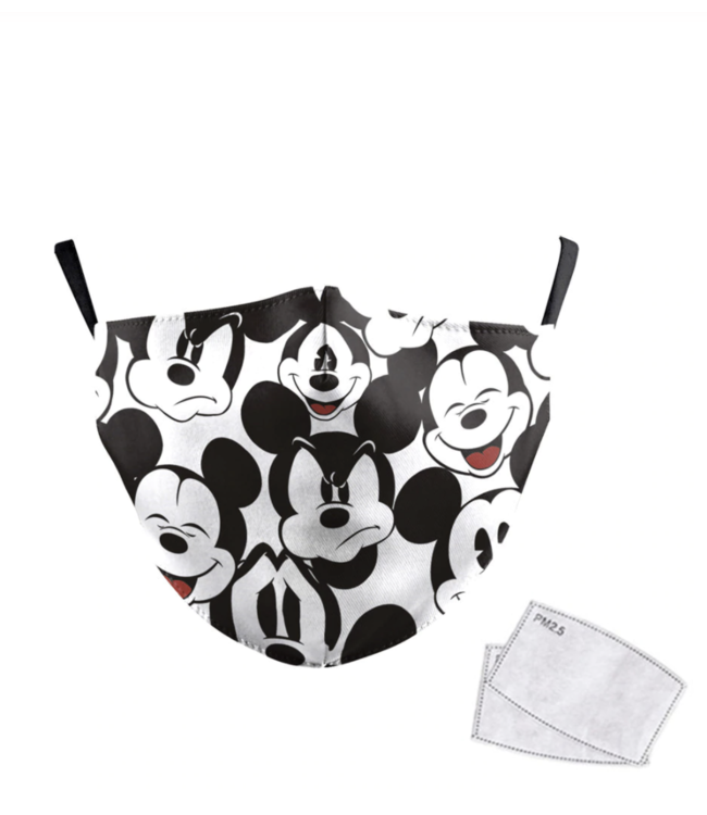 DG Adult unisex  Face Mask - mickey mouse