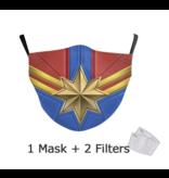 DG Enfants Face Mask - Masque lavable et réutilisable - Spiderman