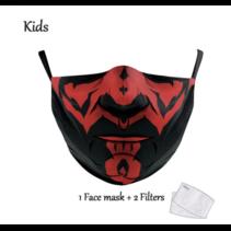 KIDS Face Mask  - S Darth