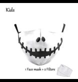 DG Enfants Face Mask - Masque lavable et réutilisable - The Nightmare Before Christmas