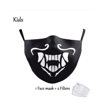 DG Gesichtsmaske für KINDER - Brull