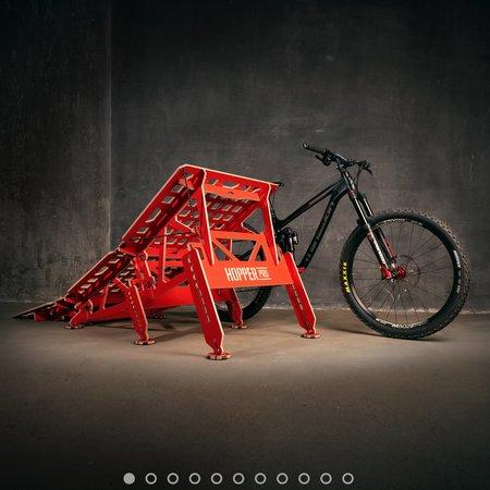 MTB HOPPER Mtb Hopper PRO 2020 - Portable ramp