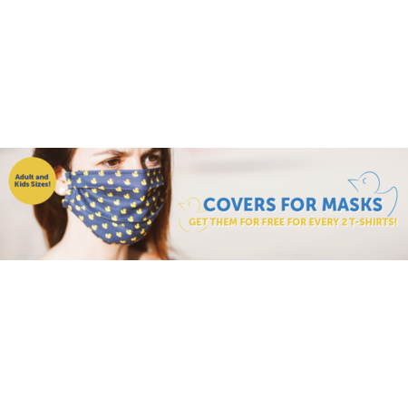 PAMPLING Cover for face mask Sharks