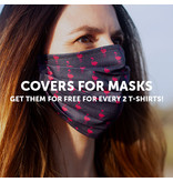 PAMPLING FREE Face Mask for every 2 shirts
