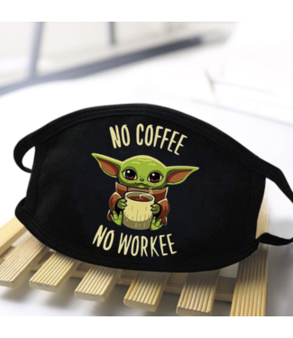 DG No coffee no workee