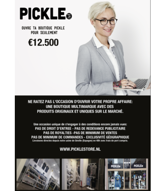 PICKLE Reservation Franchise license