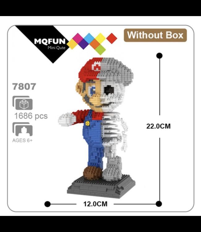 Mqfun Super Mario 22cm