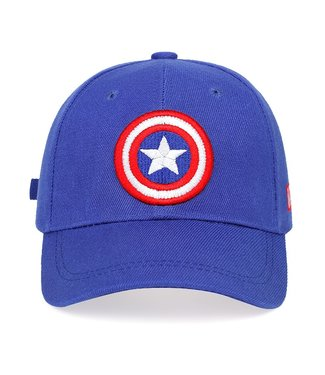 DG Shield Captain Snapback Blue