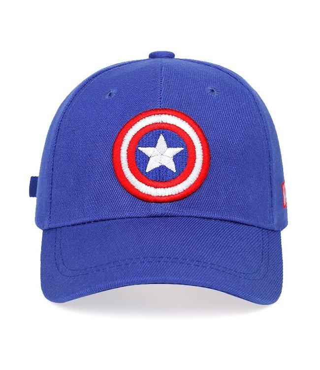 DG Shield Captain Snapback Blue