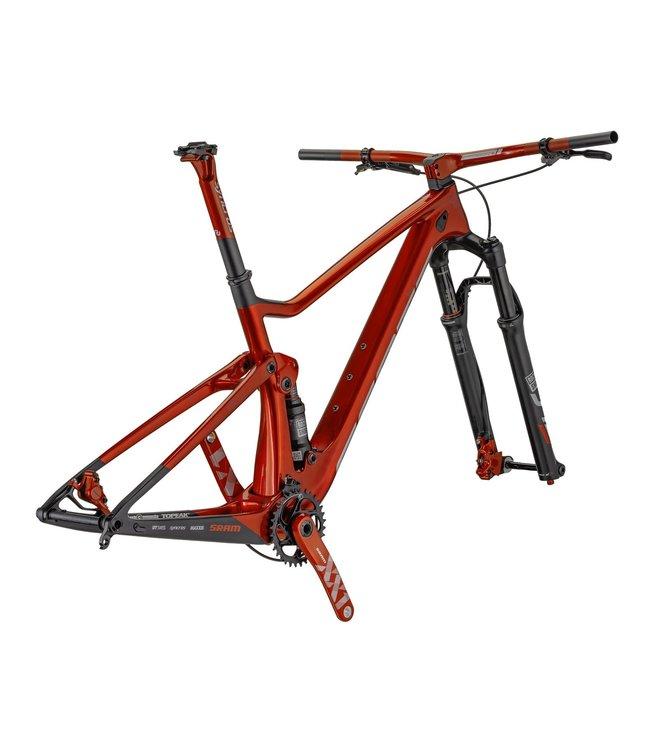 Scott Scott Spark RC 900 WC N1NO red frame set
