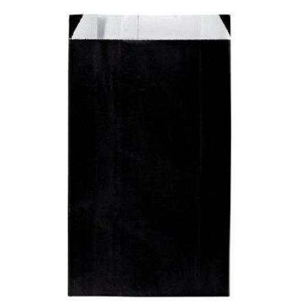 PICKLE Black kraft gift envelopes (250 pieces) 24x7,5x39cm - eco friendly
