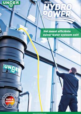 Unger HydroPower Brochure