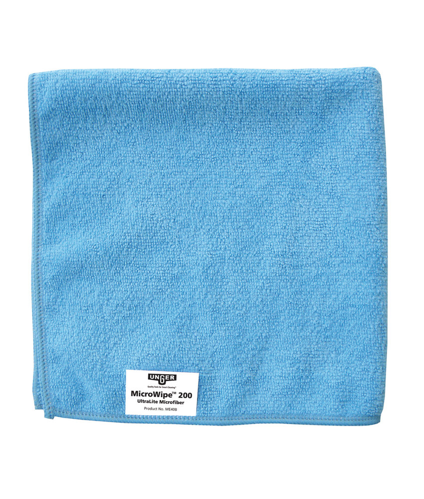 Unger MicroWipe Blauw 200