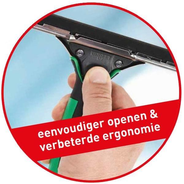 Unger ErgoTec XL Raamwisser Compleet