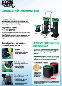 Unger HydroPower Ultra Brochure