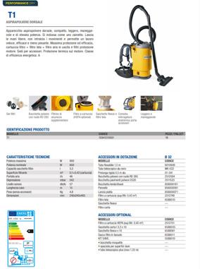 Brochure T 1