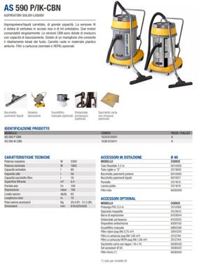 Brochure AS 590