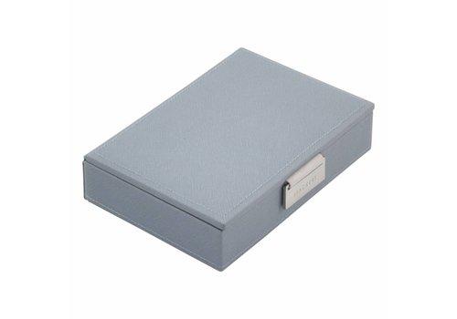 STACKERS Min Top-Box | Dusky Blue & Grey