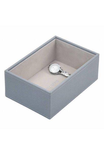 Mini Open-Box | Dusky Blue & Grey